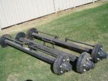 6T New Axles