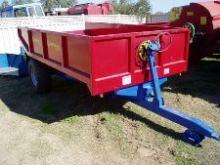 6 Ton Hydraulic Dumper Trailer