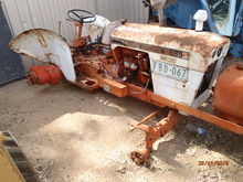 Case David Brown 885 conversion rear steer