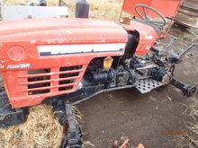 Ex Collage Display cutaway tractor