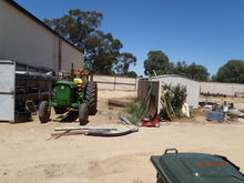 For Sale House/Yard Strathmerton Victoria Australia (cont 1)