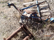 Ford 3000 Front Axle