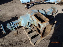 Ford 4000 Rear End