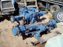4610 Tractor parts