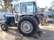 Ford 5000 Selecto c/w Safety cab