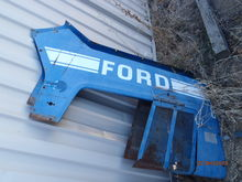 Ford 8600 Panels