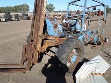 Ford Forklift Conversion