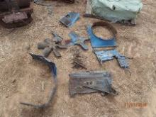 Ford Tractor Part 54