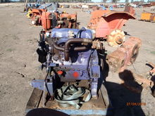 Ford Waterpump Engine