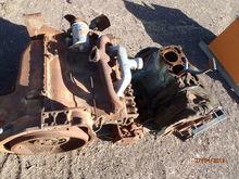Fordson Major Engine