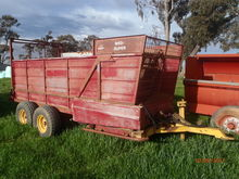 GIltrap feedout cart