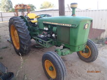 JD2020 (forklift mast sold) Tractor only