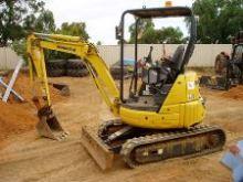 Komatsu PC 20 MRX Excavator