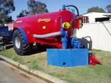 Vacuum Slurry Tankers - Marshall L.G.P Autofill Tanker