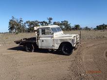 Landrover No Engine