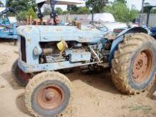 Major Petrol Tractor