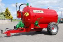 Vacuum Slurry Tankers - Marshall ST1200 Tanker