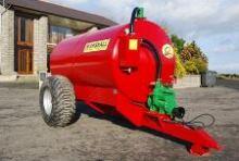 Vacuum Slurry Tankers - Marshall ST1600 Tanker