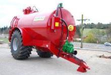 Vacuum Slurry Tankers - Marshall ST2300 Tanker