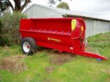 Muckspreaders - Marshall MS90 Muckspreader