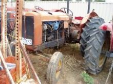 Nuffield Diesel Tractor