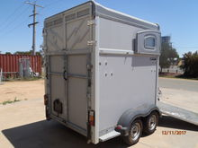 Nugent Horse Trailer Unused