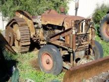 Roadless Major Tractor
