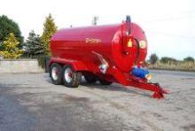 ST3000 Vacuum Slurry Tanker