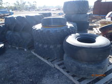 Selection of Tyres And wheels