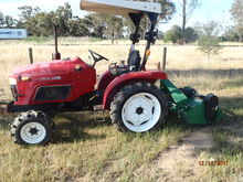 Siromer 4x4 Drive tractor very low hrs
