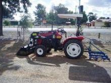 Siromer Tractor C/W Loader