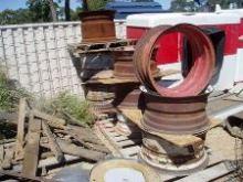 Tractor Wheel Rims