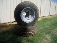 Wheels 6 Stubs